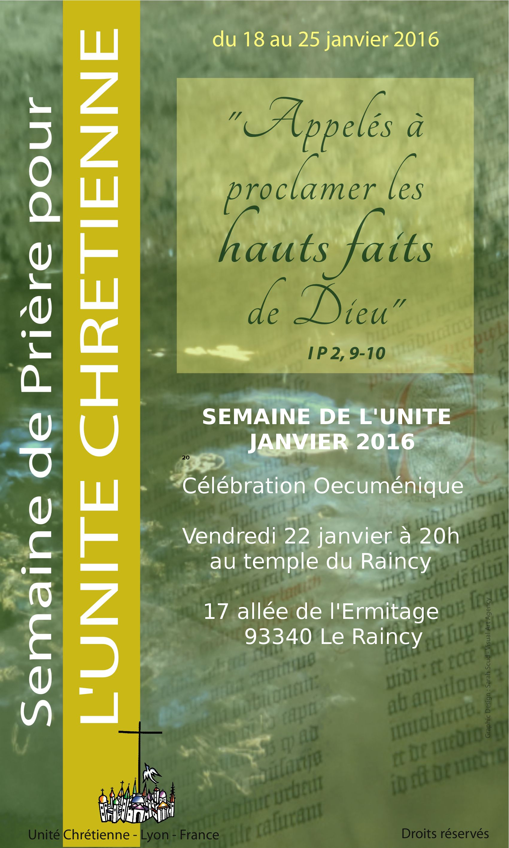 AfficheCelebrationOecumenique